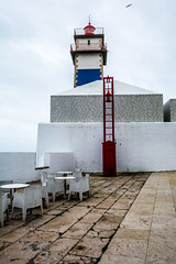 Lighthouse, Cascais, Portugal