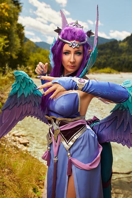 Majestic Empress Morgana
