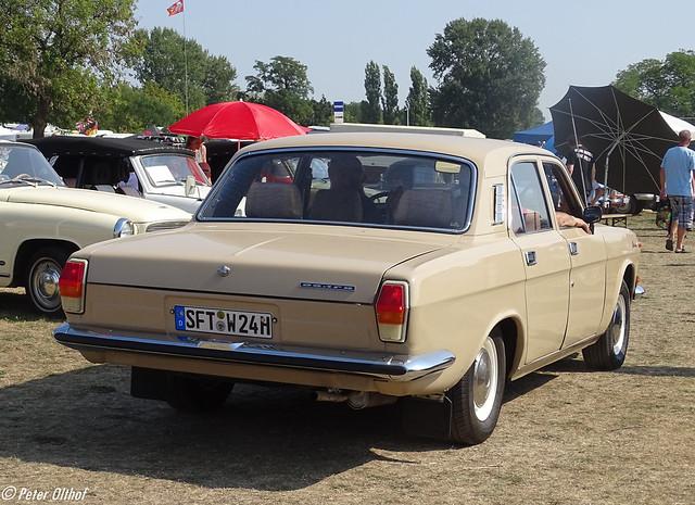 GAZ-24 Volga / ГАЗ-24 Волга