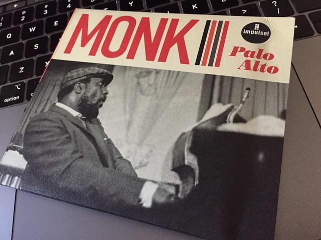 Palo Alto - Thelonious Monk