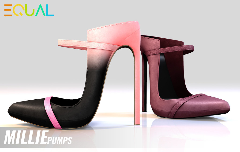 EQUAL – Millie Pumps