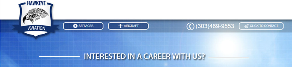 Hawkeye Aviation job details and career information