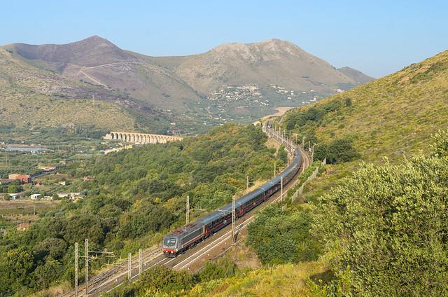 E464 277 Trenitalia | Formia