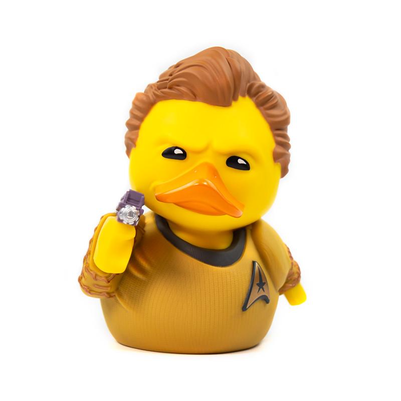 TUBBZ《星際爭霸戰》黃色小鴨角色扮演收藏 經典再現~生生不息 繁榮昌盛!
