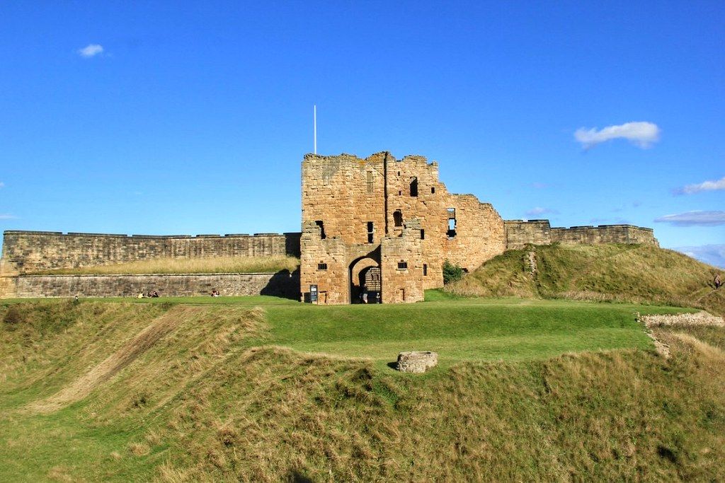 Tynemouth Castle, Northumberland