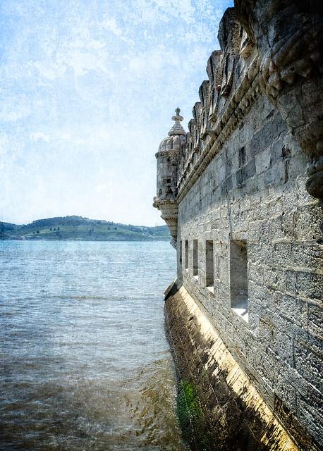 Belém Tower bastion