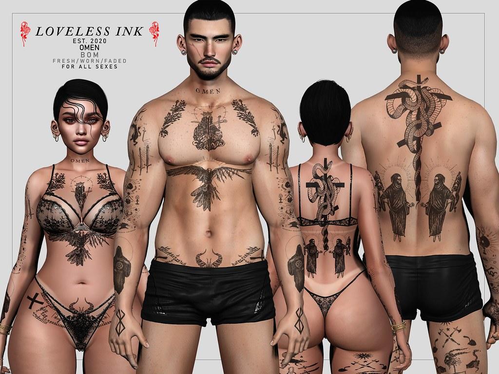 Loveless Ink – Omen