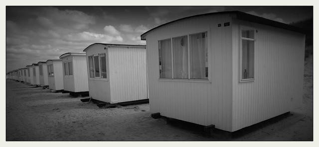 Strandhäuser...