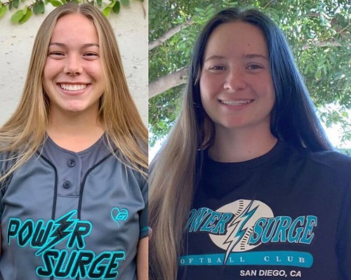 Power Surge is happy to announce two more college commits!