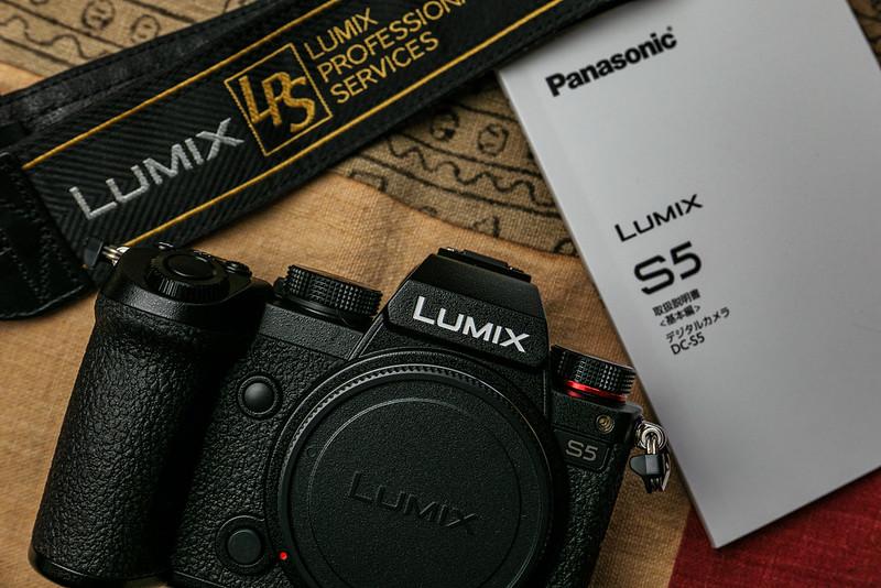 New LUMIX S5