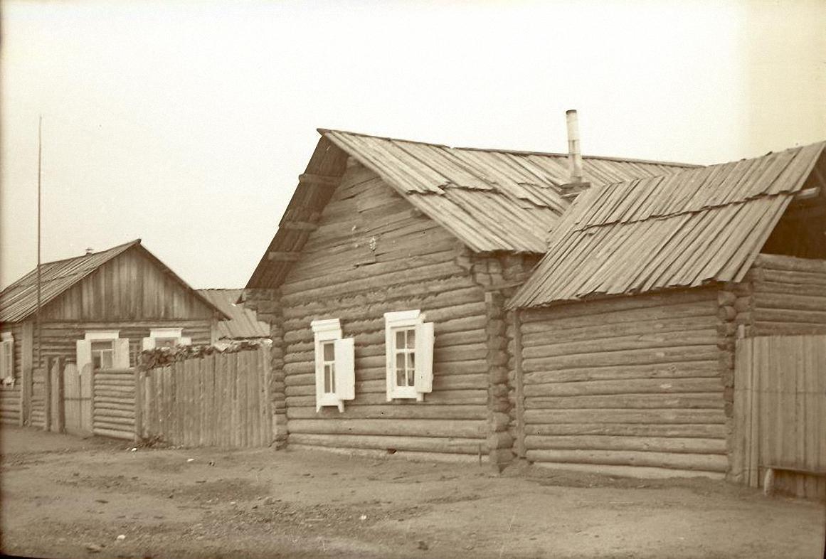 Жилой дом. Баргузинский р-он, пос. Усть-Баргузин