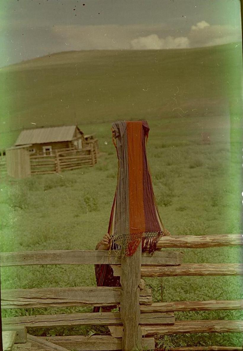 Бурятский цветной пояс. Ольхонский р-он