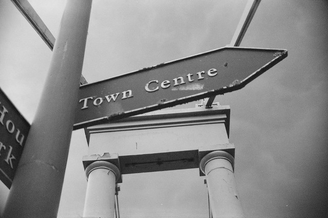 Town Centre - QP8000 with expired BW400CN