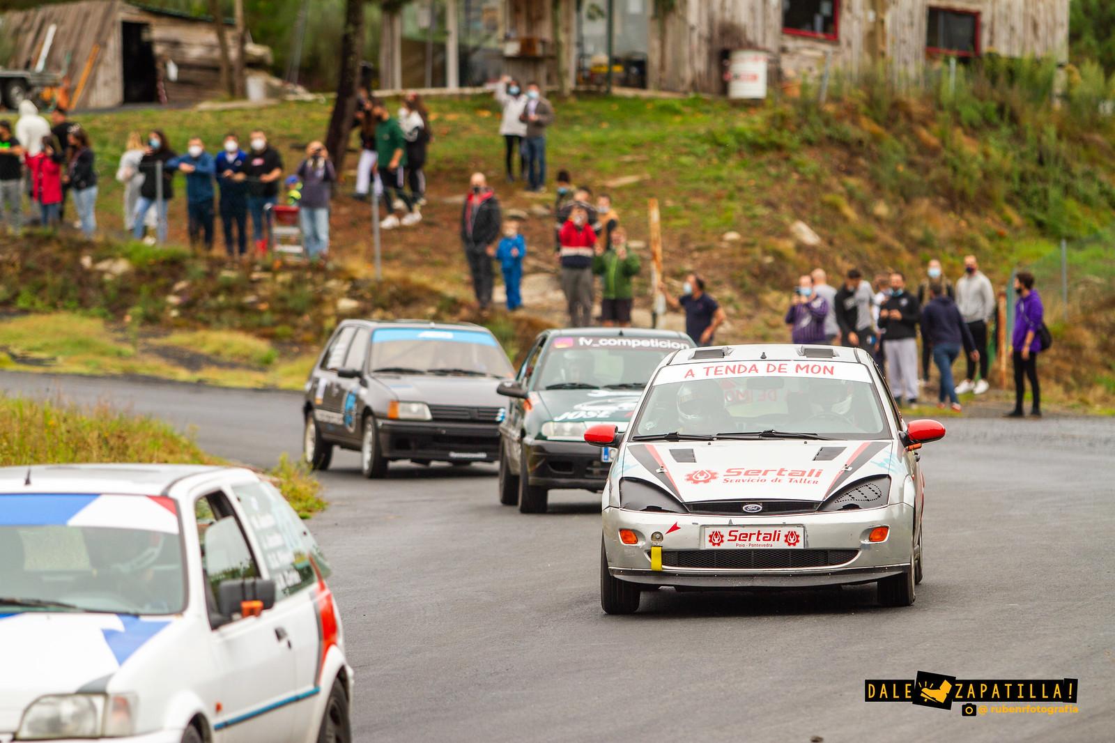 1ª Dale Zapatilla Ourense - Domingo