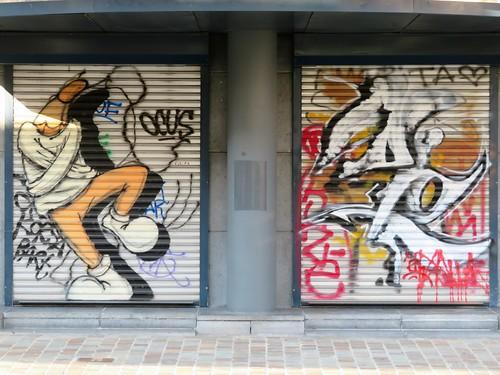 Les Crayons / Idiot/ Ixelles - 12 sep 2020