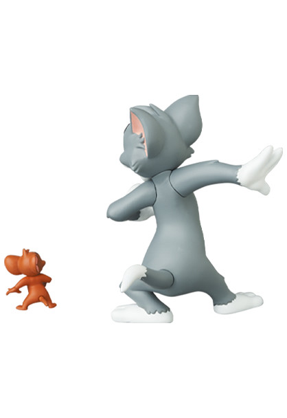 UDF《湯姆貓與傑利鼠》五款新作發表!歡喜冤家各懷鬼胎的握握手實在太可愛~