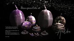 andika[Hocus-pocus]Cake Set-AD@Uber