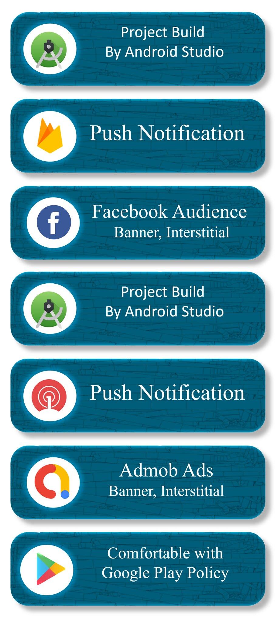 JOYO - Video Downloader App | Facebook Ads | Admob Ads | Slider Banner Image | Push Notification - 6