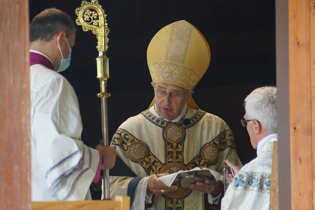 Mgr Philip Moger induction