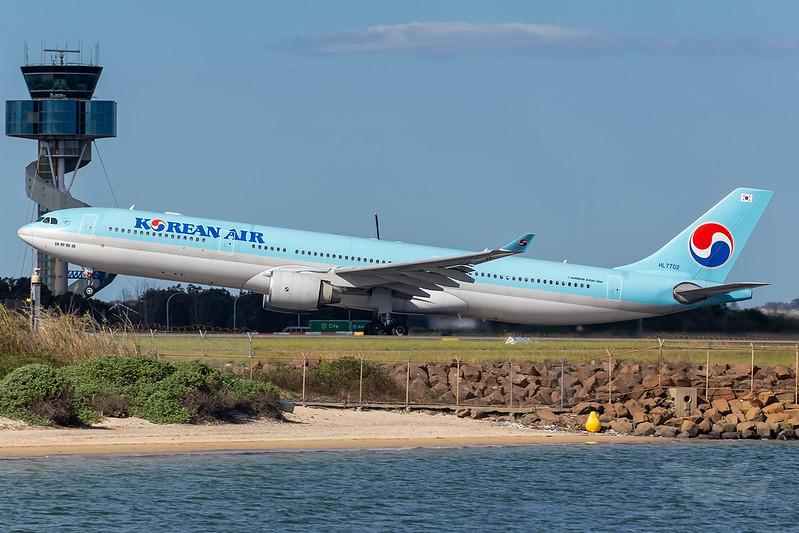 HL7702 KE A333 34L YSSY-8278