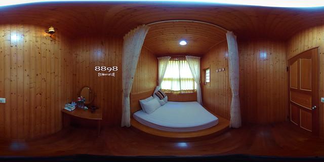 07夢幻獨棟景觀木屋8人套房-二人房