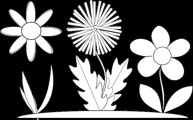 gambar flora beberapa bunga