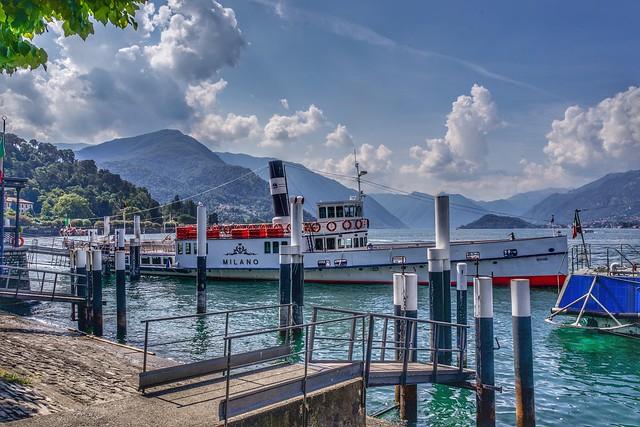 Bellagio on Lake Como Lombardy, Italy