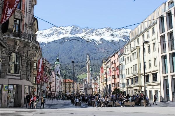 Innsbruck_MariaTheressenStrasse
