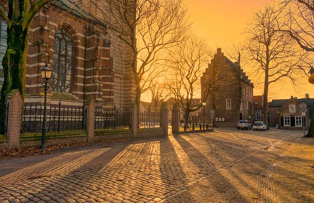 Deken Frankenstraat, Oirschot.