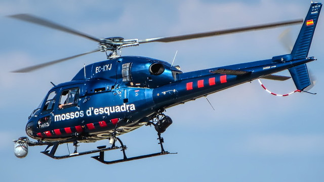 Aerospatiale AS355NP Ecureuil 2 EC-KYJ