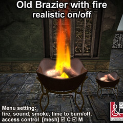 Old Brazier