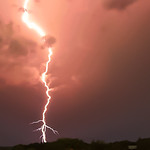 27. November 2018 - 20:40 - Thunderstorm, Rosendahl, Germany, 09-08-2014