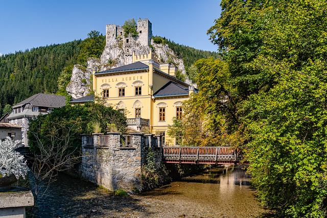 Ruins of Schachenstein Castle