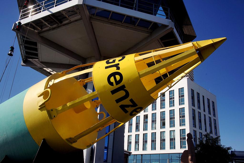 Grenzboje (Border buoy)