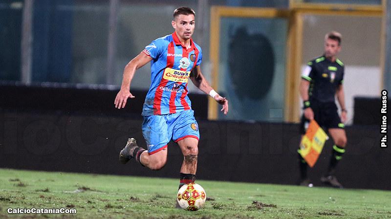 Kevin Biondi, punto di forza del Catania