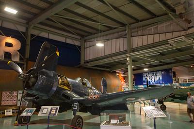 Goodyear/Vought Corsair FG1A