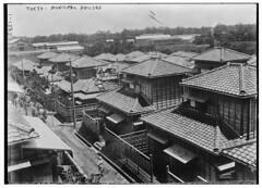 Tokyo - municipal houses (LOC)