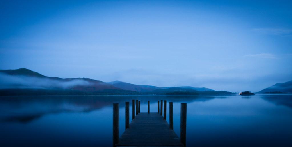 Dawn - Ashness Landing