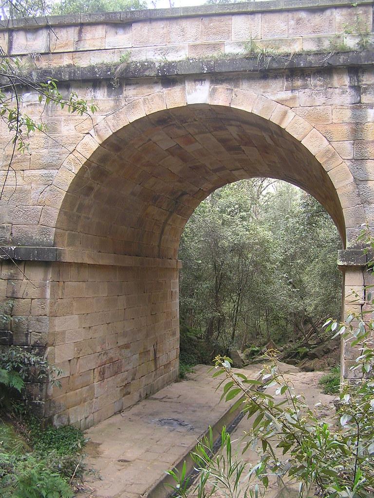 Lennox Bridge Lapstone, NSW