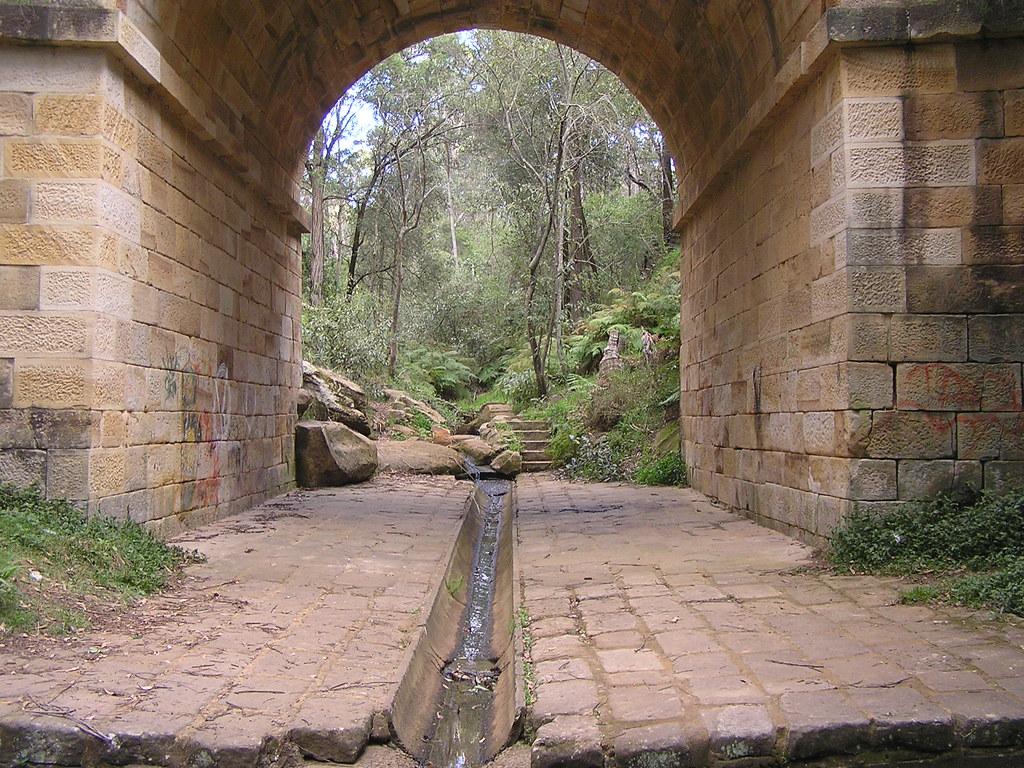 Lennox Bridge Lapstone NSW