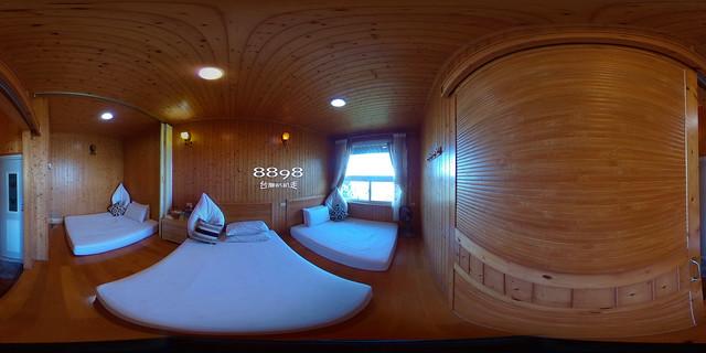 08夢幻獨棟景觀木屋8人套房-六人房