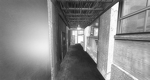 The Passageway @ Thousand windows ...