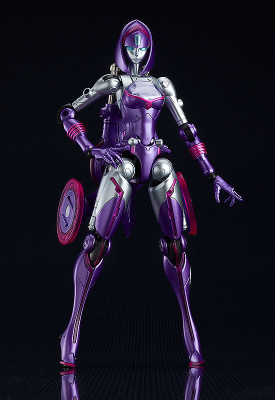 GSC原創合金變形模型『CYCLION(サイクリオン)』全貌公開!