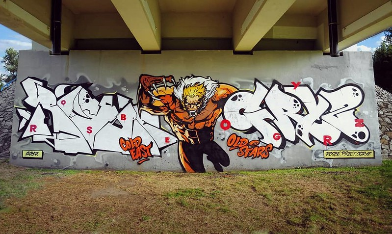 Sabretooth with Rosbe & Ogryz 2017