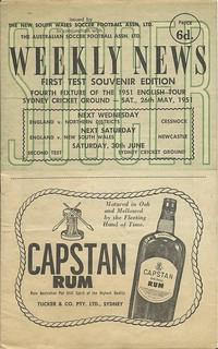 Australia v England 26th May 1951