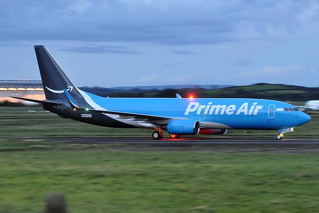 N547CC  B737-8AS(BCF)(WL)  Prime Air (ASL Airlines Ireland)