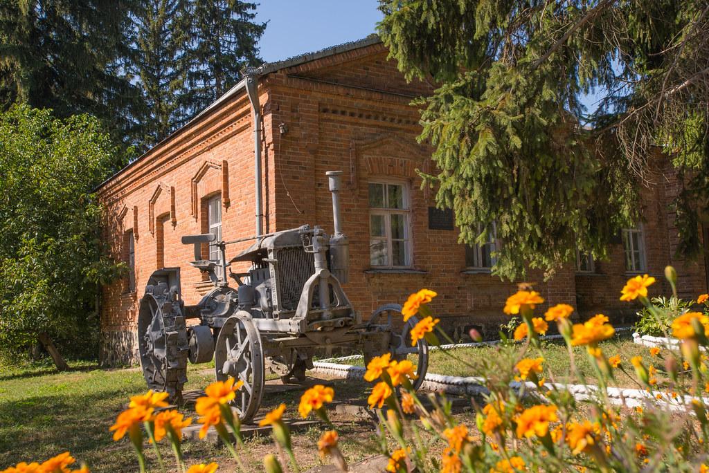Тиманівський музей історії села