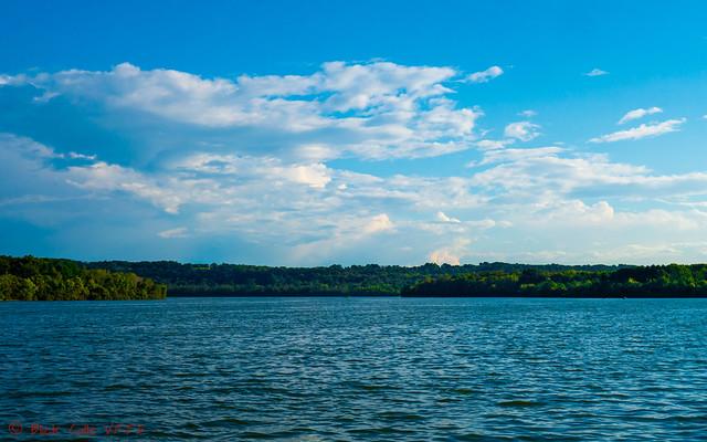 Blue Blue Marsh Lake