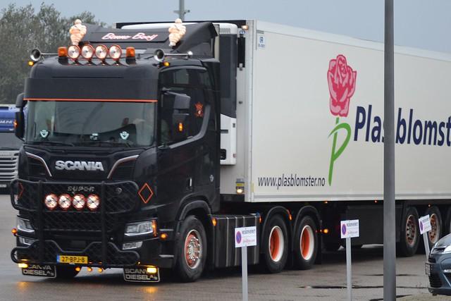 Scania NG V8 - Benno Booy - NL  27-BPJ-8