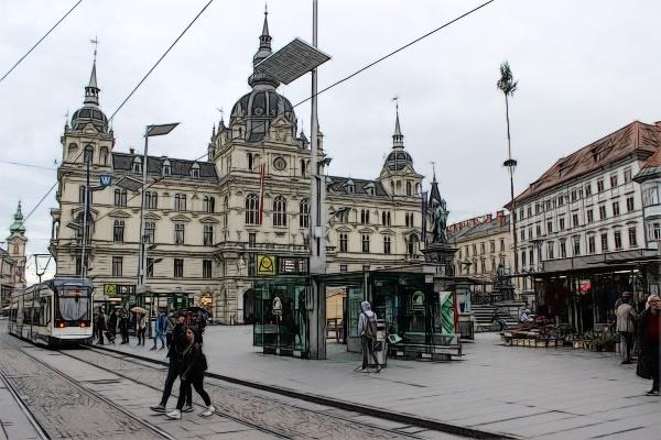 Graz_Hauptplatz